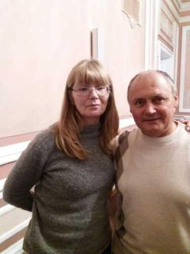 Зимова Любовь-тренер года по скалолазанию. Фото fais.org.ua