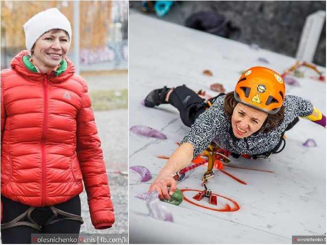 Репко Елена и Пенина Екатерина. Фото fais.org.ua