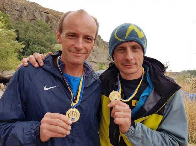 Сипавин Валентин и Тимко Евгений. Фото fais.org.ua