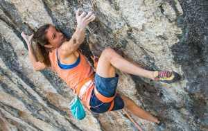 Анак Верховен: еще один шаг в женском прохождении сложности 9а
