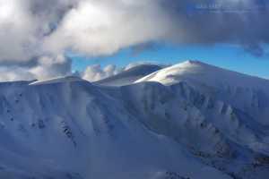 Опасности Карпатской зимы