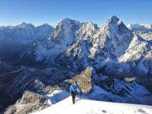 Альпинисты из Новой Зеландии открыли новый маршрут на непальскую вершину Лобуче Восточная