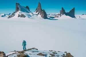 Завершилась американская экспедиция в Антарктиде: пройдено 13 вершин в том числе по семи новым маршрутам!