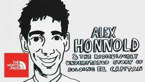 Алекс Хоннольд: Скалы нужны для скалолазания!
