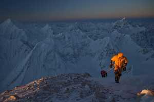 За день до начала зимы: альпинистские проекты на восьмитысячниках мира