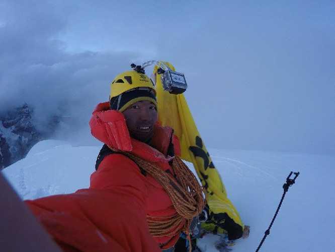 Мингма Галйе Шерпа (Mingma Gyalje Sherpa). Фото Mingma G.