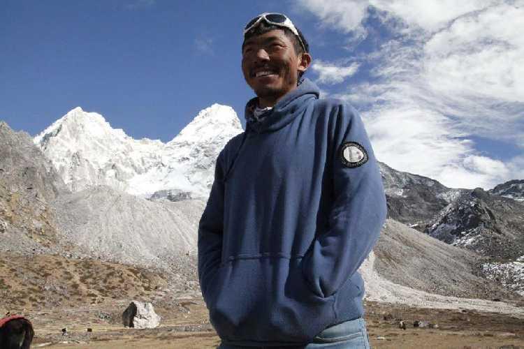 Мингма Галйе Шерпа (Mingma Gyalje Sherpa). Фото alpinismonline.com