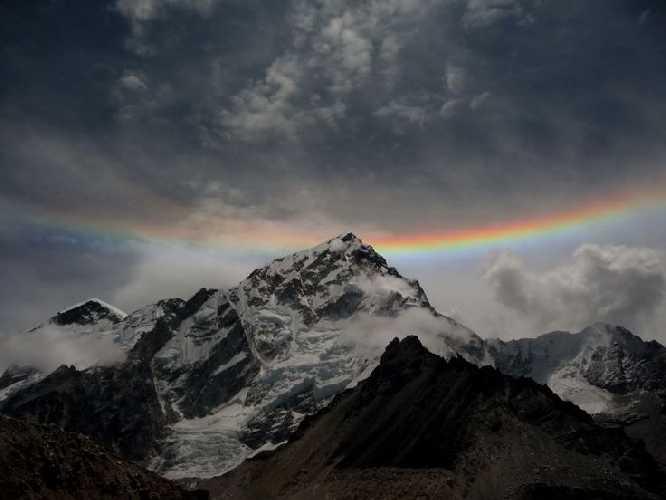 Эверест. Фото Neha Gadhari