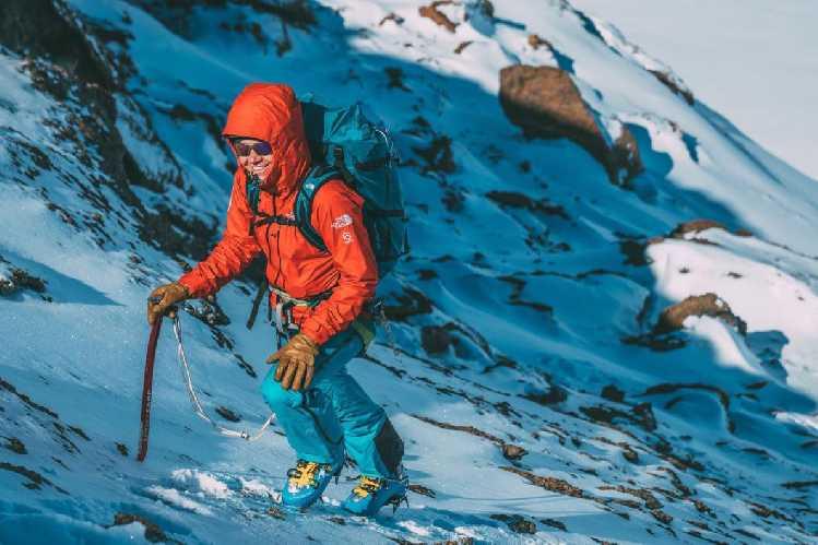 Анна Пфафф (Anna Pfaff).  Фото nationalgeographic.com