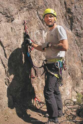 Веду занятие в обвязке Camp Air CR и не потею.  Фото steelinside . com