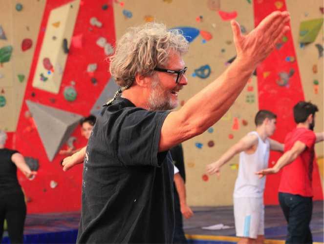 Удо Нойман (Udo Neumann). Фото grimper.com
