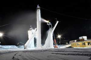 Итальянский Рабенштайн готов к соревнованиям по ледолазанию
