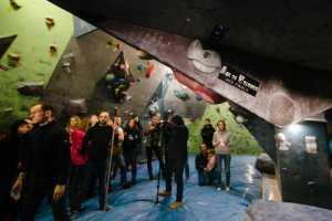 Во Львове пройдет традиционный боулдеринговый фестиваль