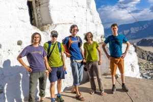 Новые австрийские маршруты в индийских Гималаях