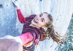 Одно из лучших женских прохождений 2017 года: Марго Хайес на маршруте