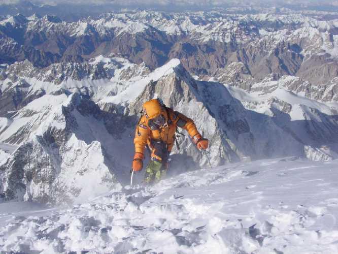 Восхождение на К2. Фото montagna . tv