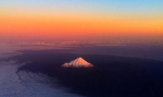 гора Таранаки (Mount Taranaki)