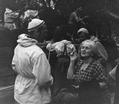 мама Вера Николаевна Барова. Фото из архива Кирилла Барова