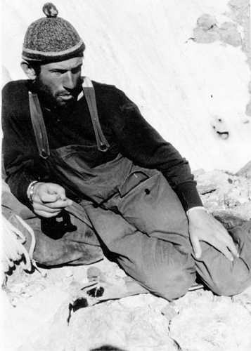 участник экспедиции Чатынян.