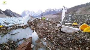 Первая травма на Эвересте, сложная дорога в базовый лагерь К2, акклиматизация на Нангапарбат