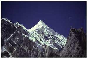 Пакистанская экспедиция планирует первое зимнее восхождение на вершину Машербрум II