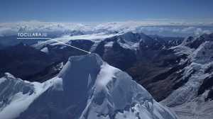 На горных лыжах с перуанских вершин