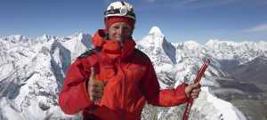 Карл Эглофф планирует установить новый рекорд скоростного восхождения на высочайшую гору Южной Америки - Аконкагуа