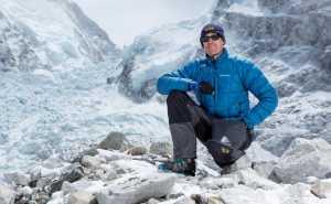 Австралийский альпинист собирается установить новый рекорд пройдя программу