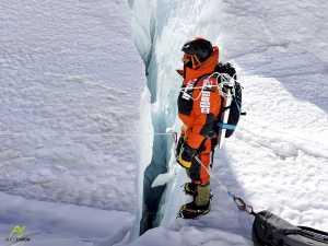 Зимняя экспедиция на Эверест: команда дошла до первого высотного лагеря