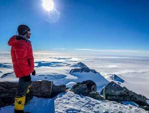 31-летний американец стал первым альпинистом, среди людей, страдающих гемофилией, кто прошел задачу