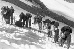 Страницы истории альпинизма: