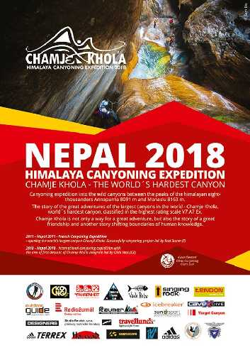 Nepal 2018 Himalaya Canyoning Expedition