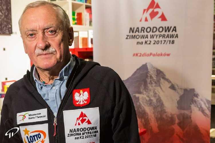 Кшиштоф Велицкий (Krzysztof Wielicki) - легендарный альпинист современности