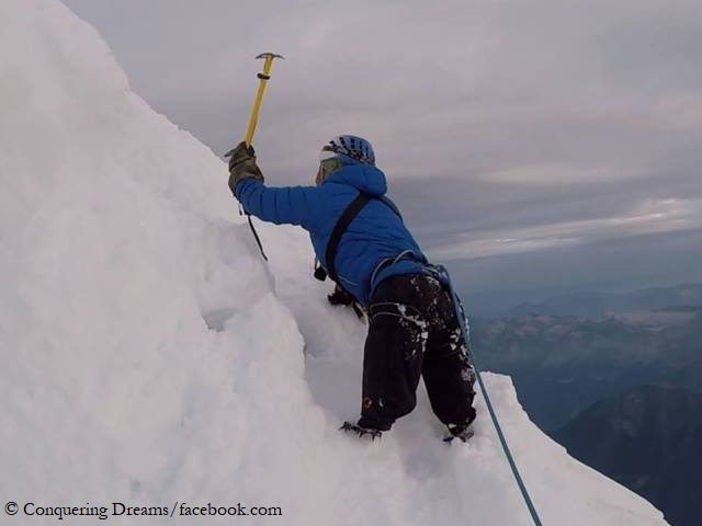 Хари Будха Магар (Hari Budha Magar) планирует подняться на Эверест в 2018 году