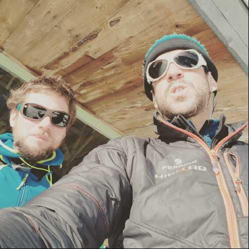 Маттео Паскето (Matteo Pasquetto) и Фабрицио Калебассо  (Fabrizio Calebasso )