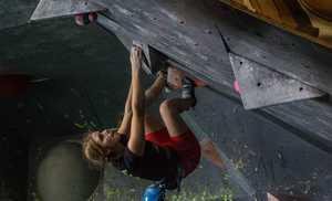 Итоги всеукраинских юношеских соревнований по скалолазанию в Каменце-Подольском