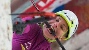 В Швейцарии стартует сезон соревнований по ледолазанию.