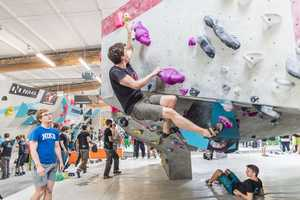 Обзор боулдерингового зала Boulderwelt Ost