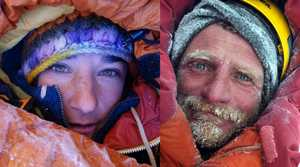 Зимняя экспедиция на Нангапарбат: первая попытка штурма вершины не удалась