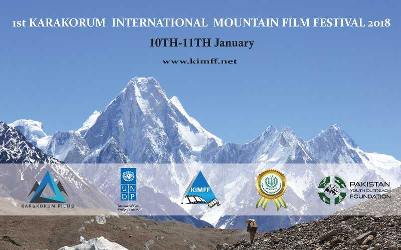Gilgit Baltistan 1st Karakorum International Mountain Film Festival