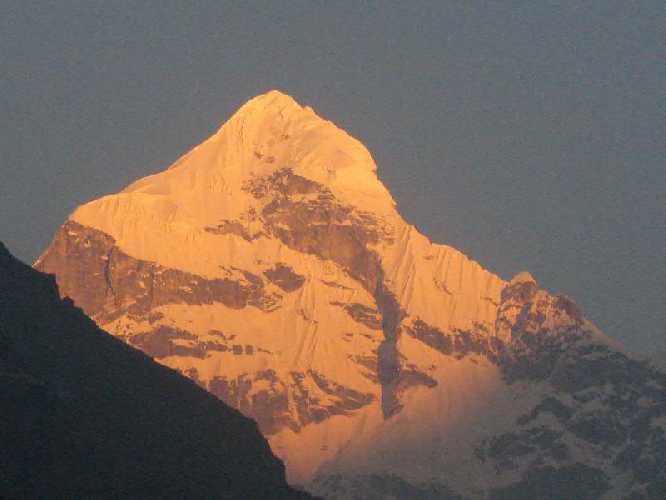 горы Нилкантх (Mount Nilkantha)