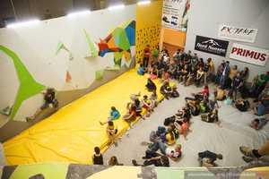 В Харькове состоится молодёжный чемпионат области по скалолазанию
