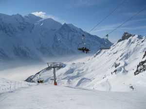 Два британских лыжника погибли на Монблане