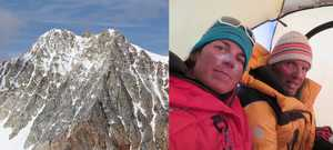 Зимняя экспедиция на гору Победа: на пути к базовому лагерю