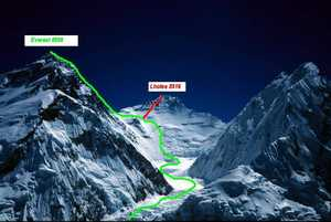 Украинская экспедиция на Эверест и Лхоцзе весной 2018 года!