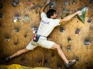В Ровно состоятся скалолазные соревнования