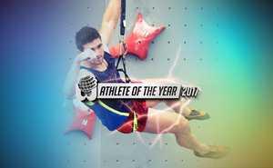 Иранский скалолаз Реза Алипуршена стал спортсменом года по версии Всемирных игр