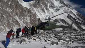 Зимняя экспедиция на К2: команда в сборе
