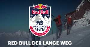 Самый грандиозный проект весны: RED BULL THE LONG WAY