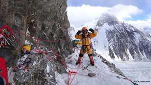 Зимняя экспедиция на восьмитысячник К2: еще один выход в первый лагерь
